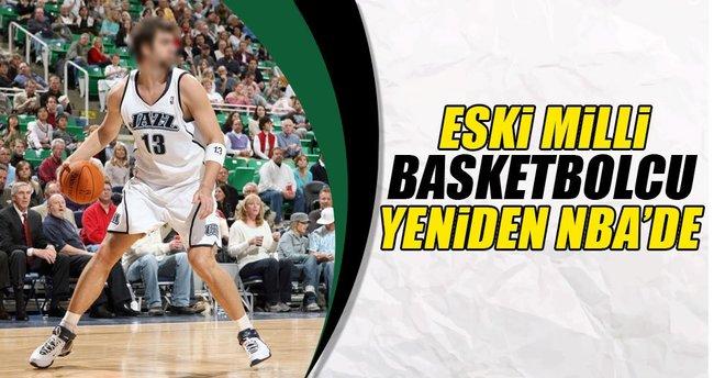 Mehmet Okur yeniden NBA'de
