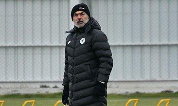 Aykut Kocaman, Konyaspor yönetiminin devam kararını değerlendirdi: