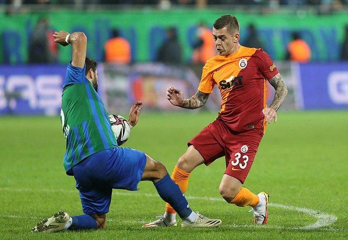Son dakika: Galatasaray Rizespor karşısında son saniyede kazandı! Rize'de nefes kesen maç... - Son Dakika Spor Haberleri
