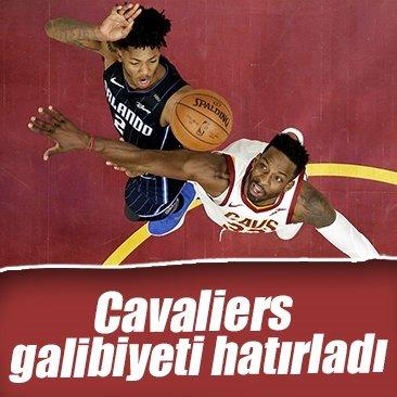 Cavaliers galibiyeti hatırladı