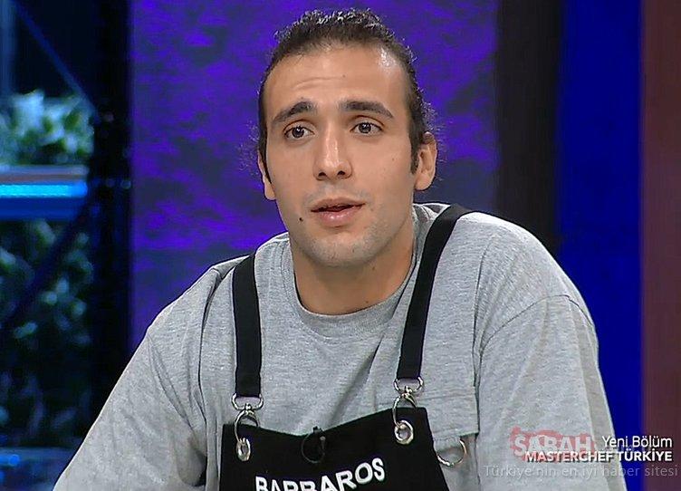 MasterChef Barbaros kimdir? Masterchef 2020 yarışmacısı Barbaros Yoloğlu kaç yaşında, nereli?