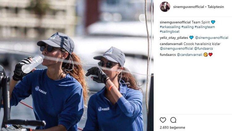 Ünlü isimlerin Instagram paylaşımları (10.10.2017)