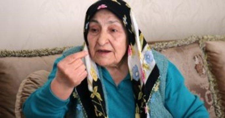 Sosyal medyada yoğun ilgi görmüştü! 'Fatma Teyze'den Suriye yorumu