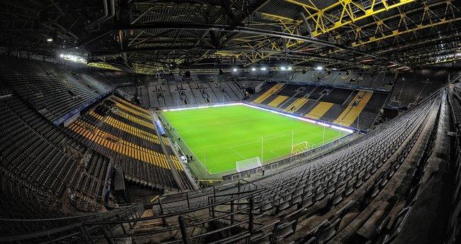 Borussia Dortmund'un stadı tedavi merkezine dönüştürülüyor
