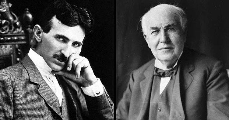 Tesla ve Edison arasındaki rekabet... Tesla ve Edison elektrik akımı farkı nedir? İşte merak edilen ipucu!