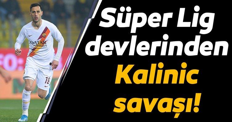 Beşiktaş ve Fenerbahçe Kalinic savaşında!