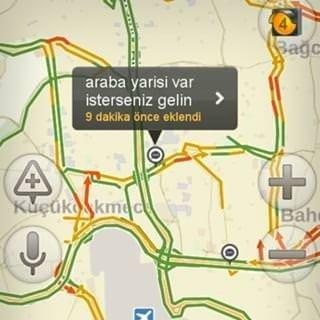 En komik trafik yorumları