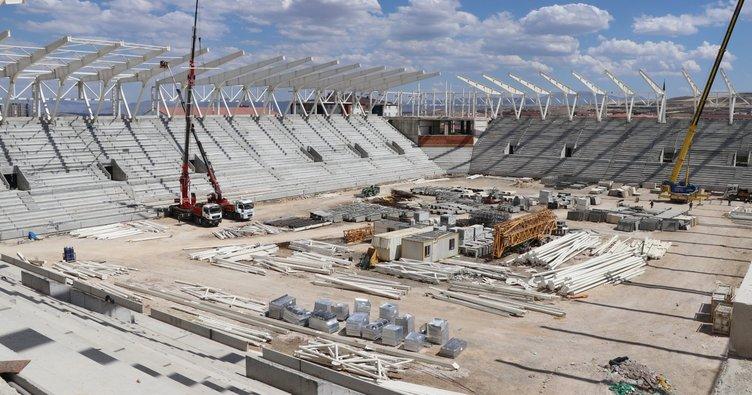 Elazığ'da, Cumhuriyet tarihinin en büyük spor yatırımı