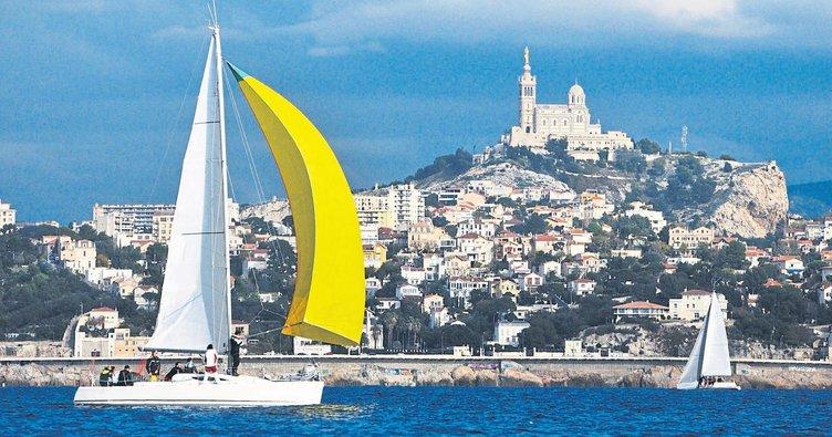 2 bin 600 yıllık Akdeniz şehri