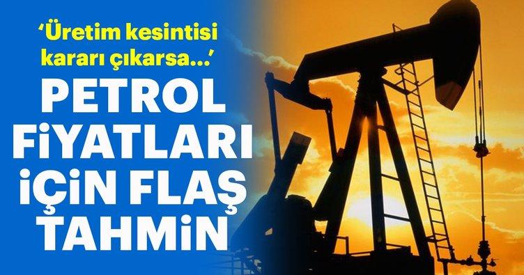 Eski OPEC başkanından flaş petrol fiyatı tahmini!