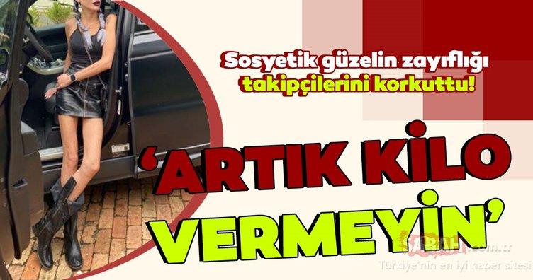 Süreyya Yalçın'ın zayıflığı takipçilerini korkuttu! Sosyal medya onu konuşuyor!