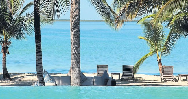 Bahamalar'da romantik tatil