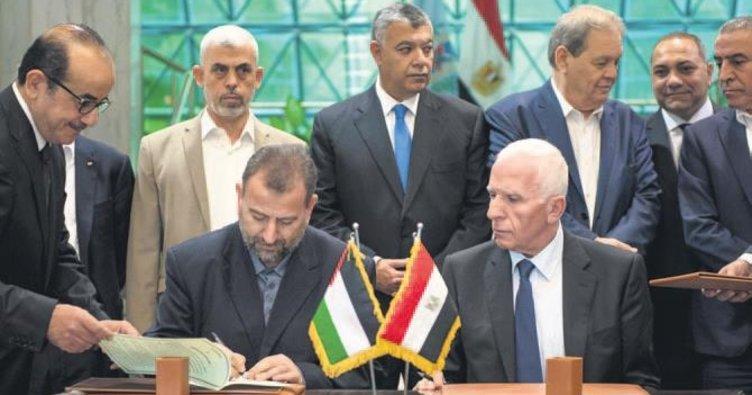 Hamas ve Fetih 10 yıl sonra uzlaştı