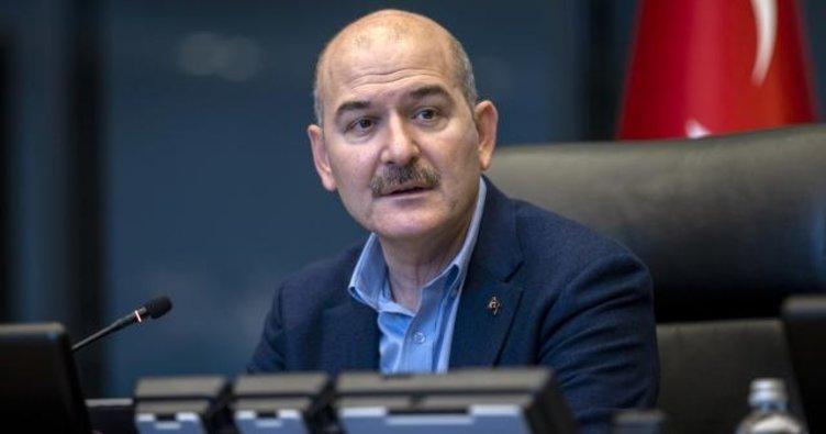 İçişleri Bakanı Soylu, İstanbul'da 88 kilo 900 gram eroin ele geçirildiğini açıkladı