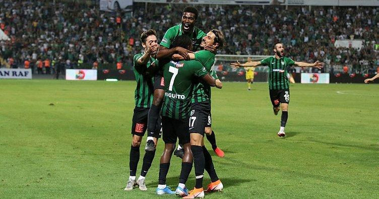 Galatasaray'ı yenen Denizlispor'a süper prim