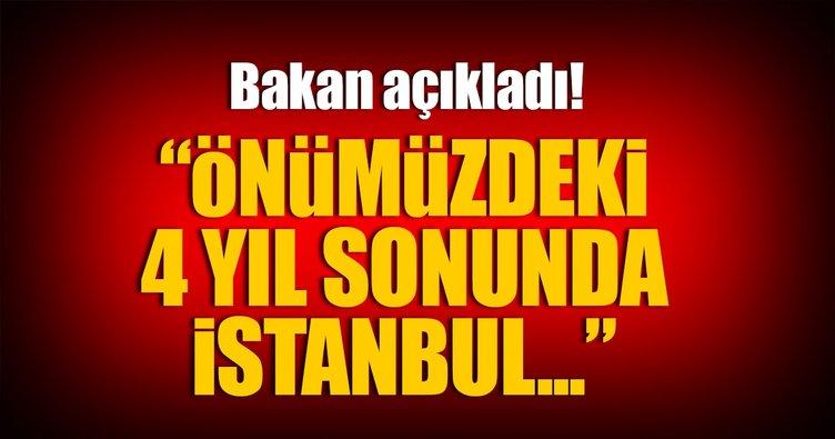 Bakan Akdağ'dan İstanbul'a hastane müjdesi