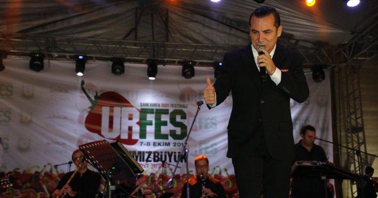 Şanlıurfalı Göçer'den İsot Festivali'ne destek