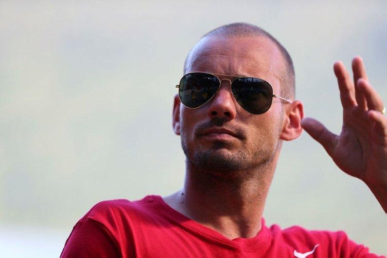 Sneijder eğer Fenerbahçe'ye giderse...