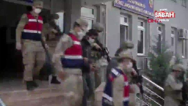 Diyarbakır'da PKK'ya yardım sağlayanlara operasyon, 6 tutuklama | Video