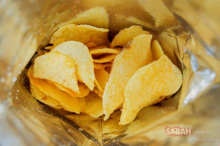 Bu besinlerin ömrü kısalttığı ortaya çıktı! İşte ömrün kısalmasına sebep olan sağlıksız besinler