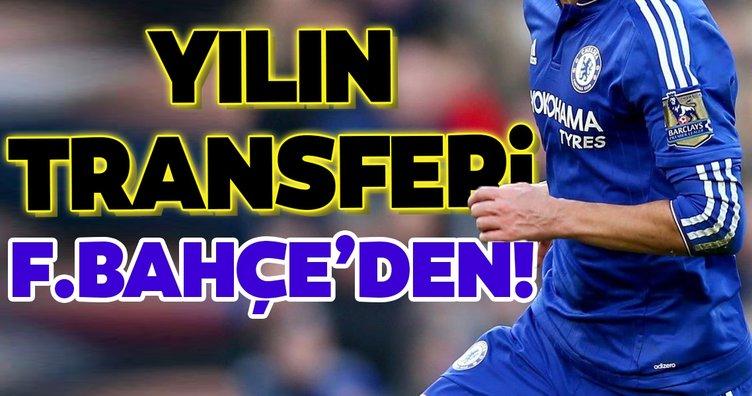 Yılın transferi Fenerbahçe'den!