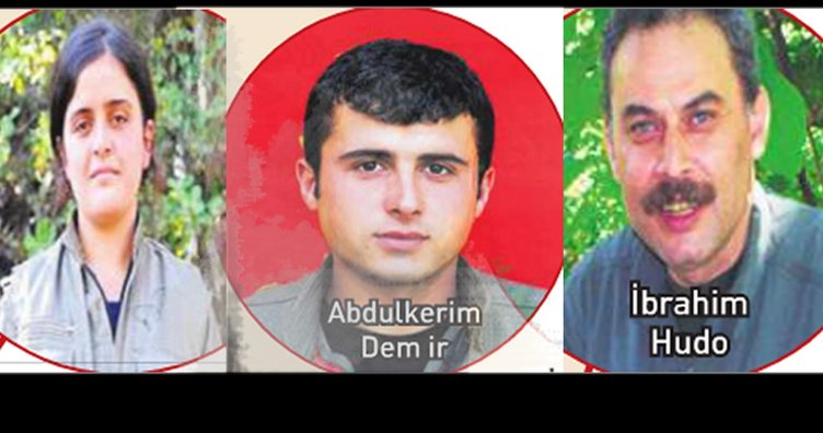 Dağdan kaçış artınca 87 PKK'lıyı infaz ettiler