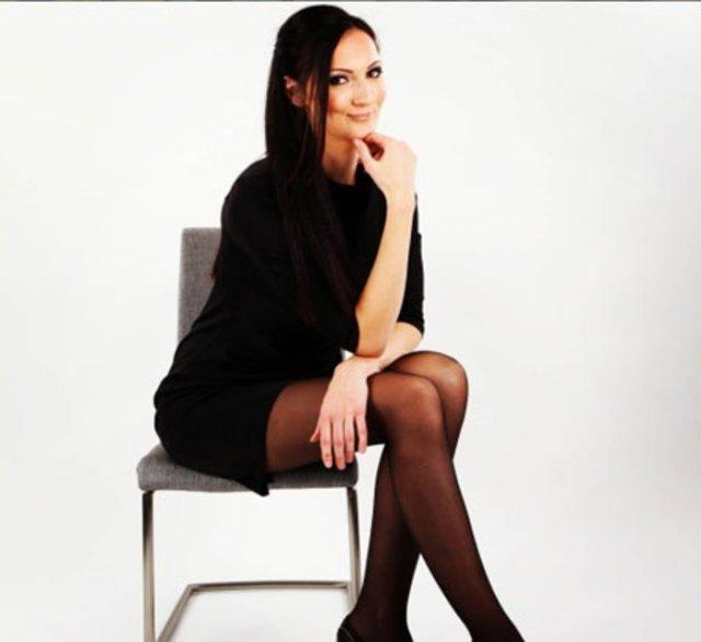 Rusya'nın en uzun boylu kadını Ekaterina Lisina