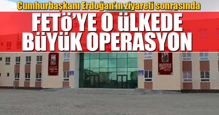 Kazakistan'da büyük operasyon
