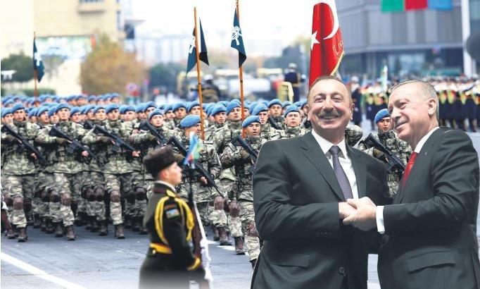 Erdoğan'dan Bakü'ye zafer ziyareti - Son Dakika Haberler