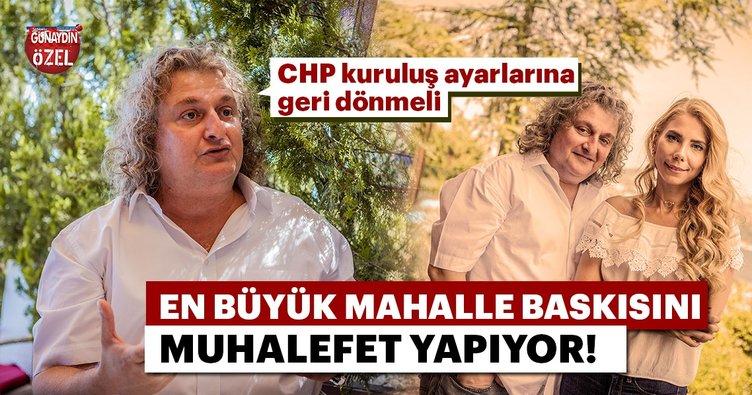 Tuluyhan Uğurlu: Atatürk'e en büyük zararı bugünkü CHP veriyor