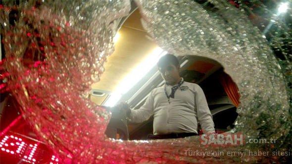 Son dakika: Balıkesir-Ankara otobüsünde büyük panik...