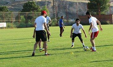 Evkur Yeni Malatyaspor kamp hazırlıklarının Malatya etabını tamamladı