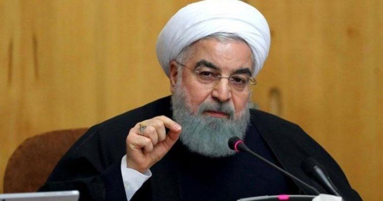İran Cumhurbaşkanı Ruhani: Devlet daireleri yalnızca maskesi olanlara hizmet sunsun
