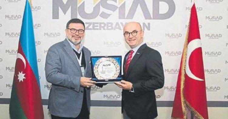 MÜSİAD İzmir'den Azerbaycan çıkarması