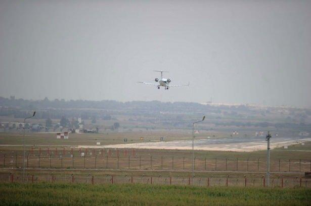ABD uçakları İncirlik'te