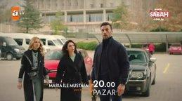 Maria ile Mustafa 16. Bölüm 2. Fragmanı | Video