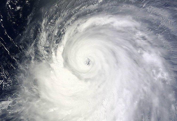 Neoguri tayfununun yeni hedefi Kyuşu
