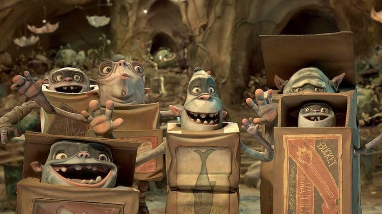 Kutu Cüceleri: Yaratıklar Aramızda filminden kareler