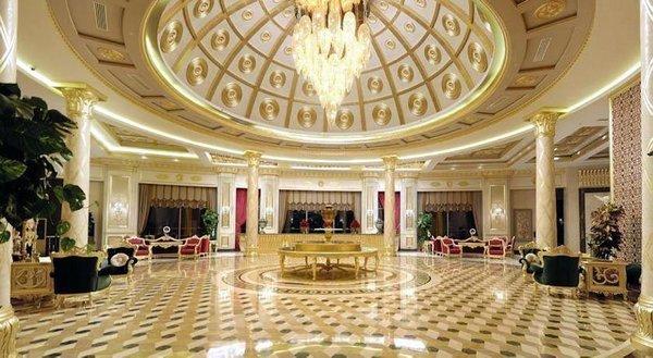 Bodrum bu saray oteli konuşuyor