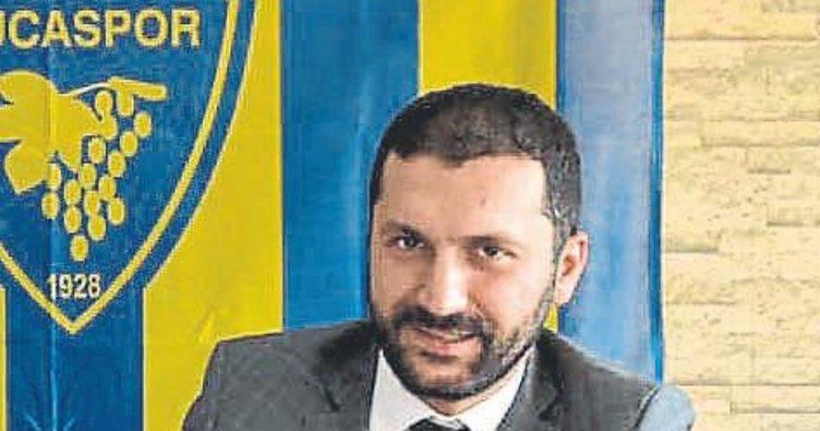 Bucaspor'dan bölgesel önerisi