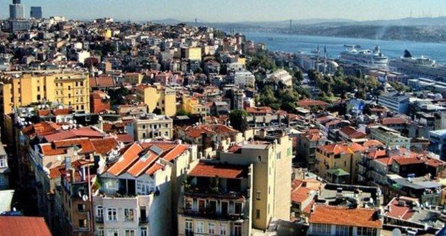 Sıfır konutta en yüksek fiyat artışı Üsküdar ve Bakırköy'de