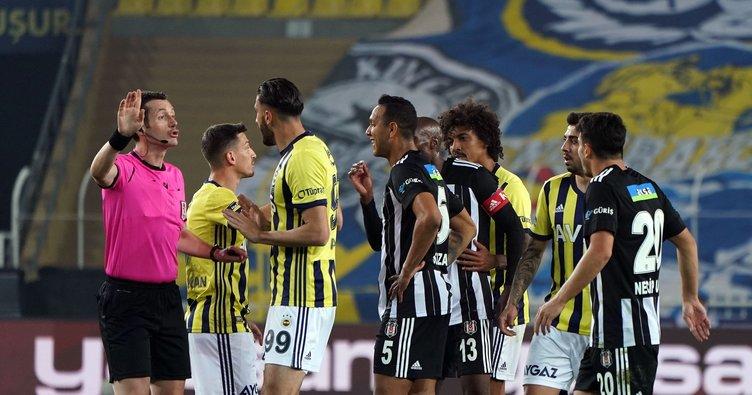 Fenerbahçe - Beşiktaş derbisi sonrası iki yönetici PFDK'ya sevk edildi