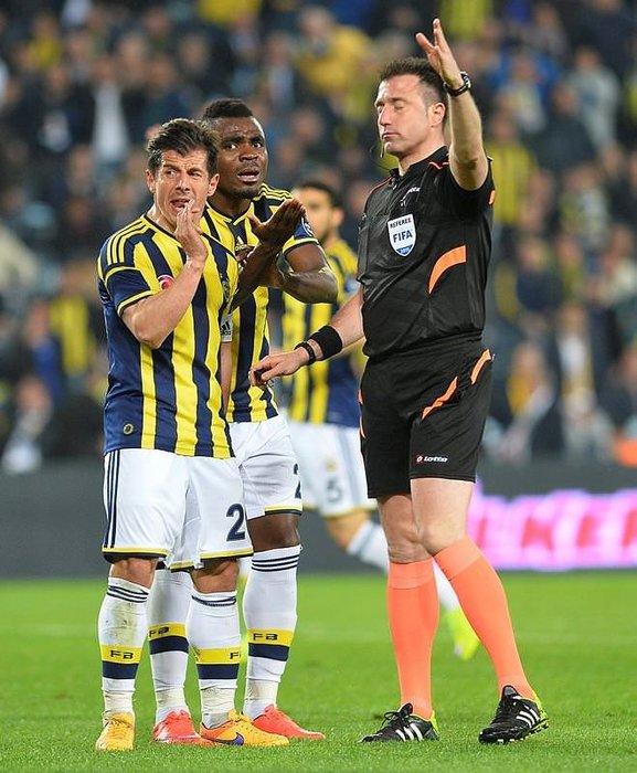 Fenerbahçe'de Emre Belözoğlu skandalı