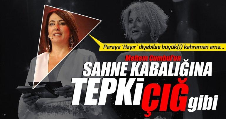 Meltem Cumbul'un Semih Kaplanoğlu'na kabalığına tepki çığ gibi!