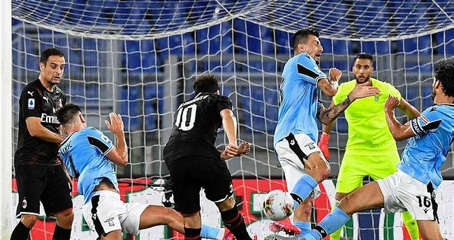Lazio 0-3 Milan | MAÇ SONUCU