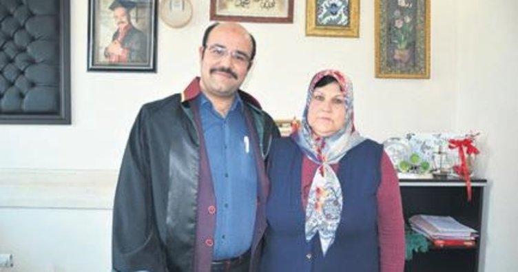 Şehit annesi 20 yıllık hukuk savaşını kazandı