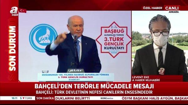 Son dakika: MHP Lideri Devlet Bahçeli'den flaş Muharrem İnce açıklaması: Atatürk'ün ahı tutmuştur... | Video