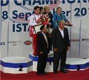 Dünya şampiyonası kadınlar güreş turnuvası