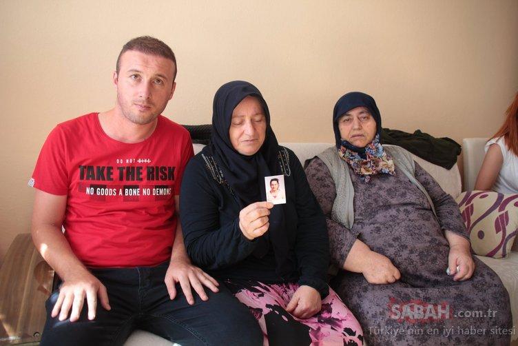 Engelli kızı komşularının yanında kaçırdılar! Kızım engelli kandırmışlardır diyen bir annenin feryadı...
