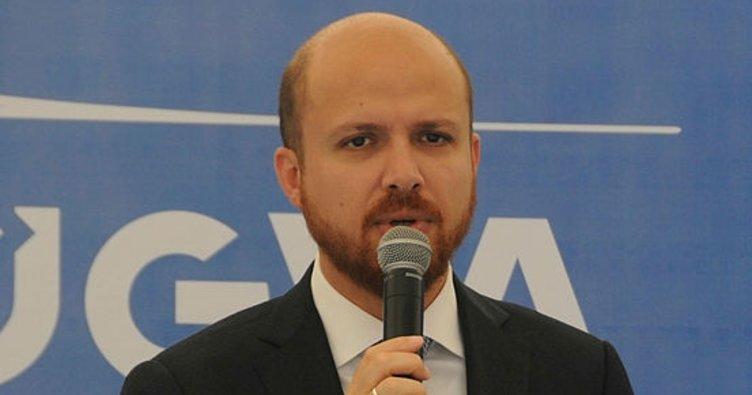 Bilal Erdoğan: Müttefiklerimiz samimi ise mücadelemize destek verir